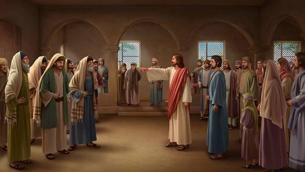 Hoe behandelt de Heer zondaars precies?