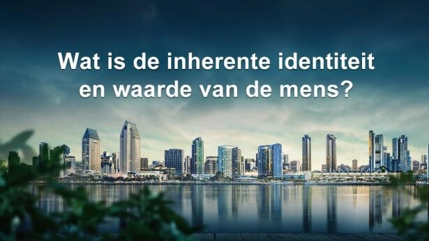 Wat is de inherente identiteit en waarde van de mens