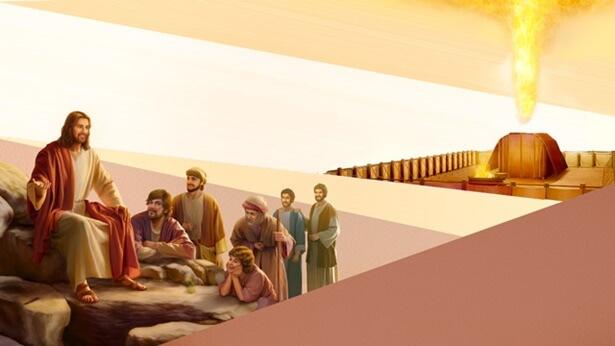 3. Wat zijn de verschillen tussen het werk van de vleesgeworden God en het werk van de Geest?