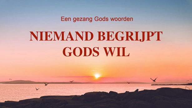 246 Niemand begrijpt Gods wil